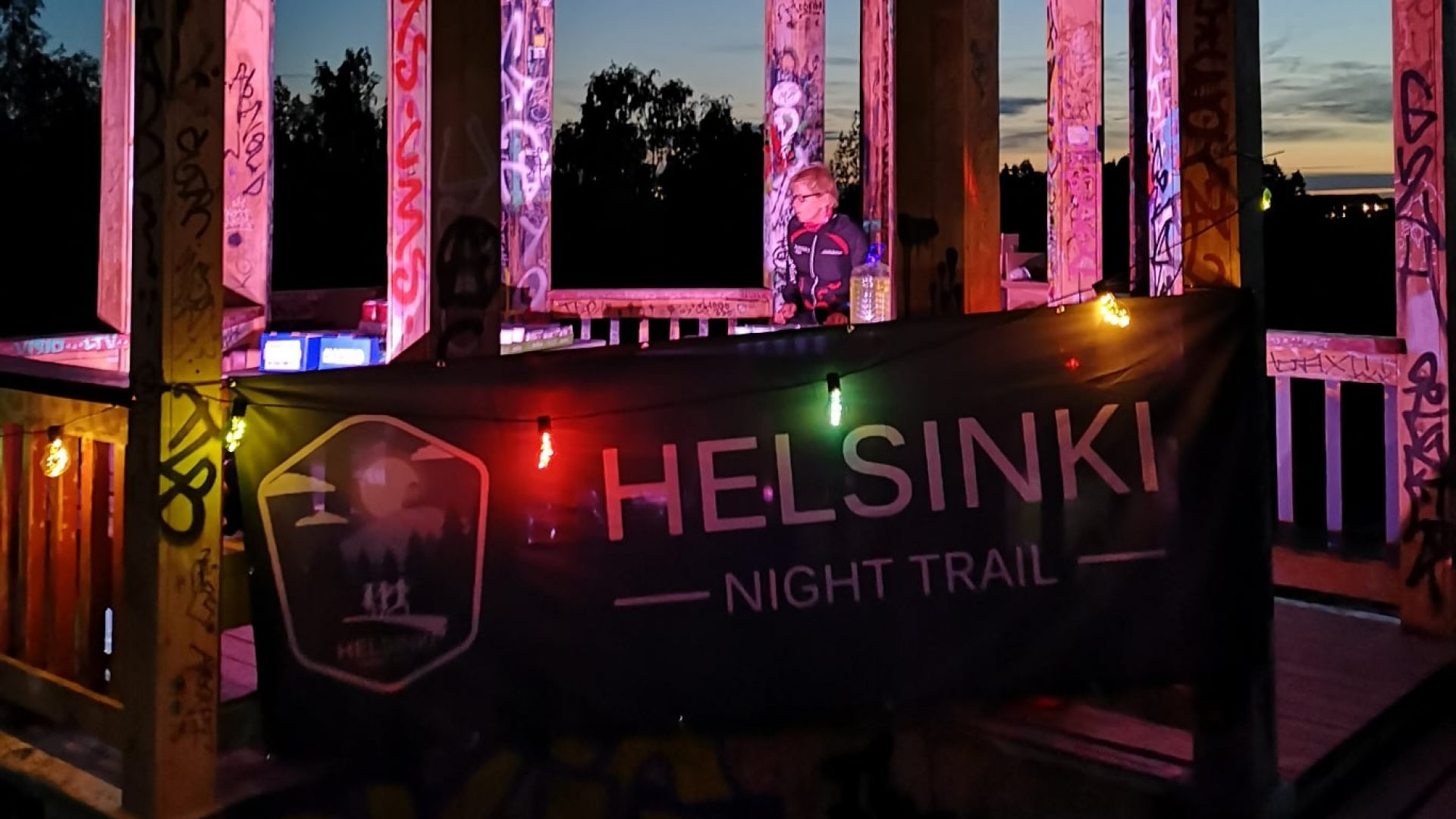 Helsinki Night Trail